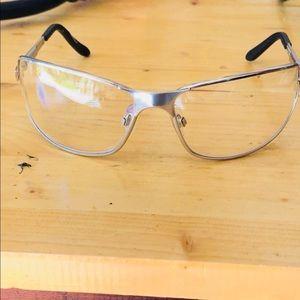 Unisex Harley Davidson clear lens riding glasses